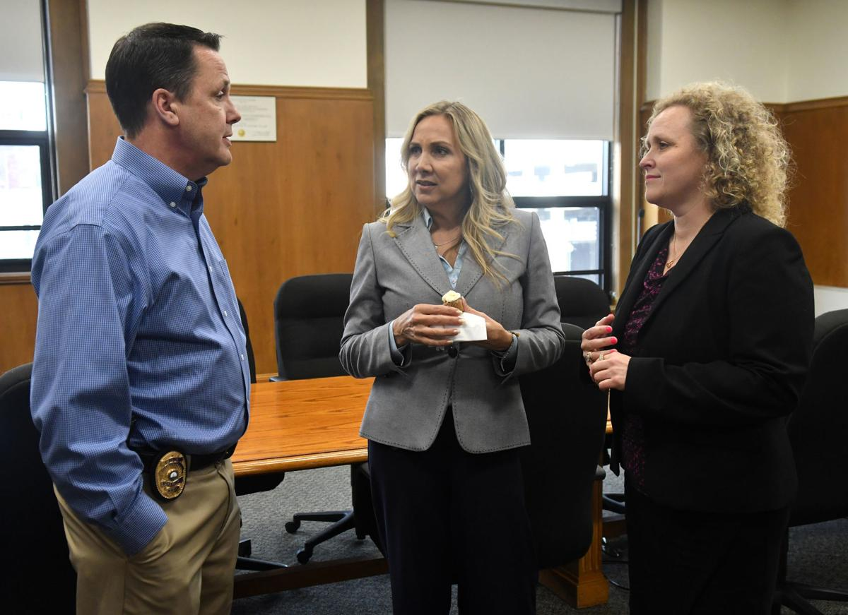 Coffee with new Moline City Administrator
