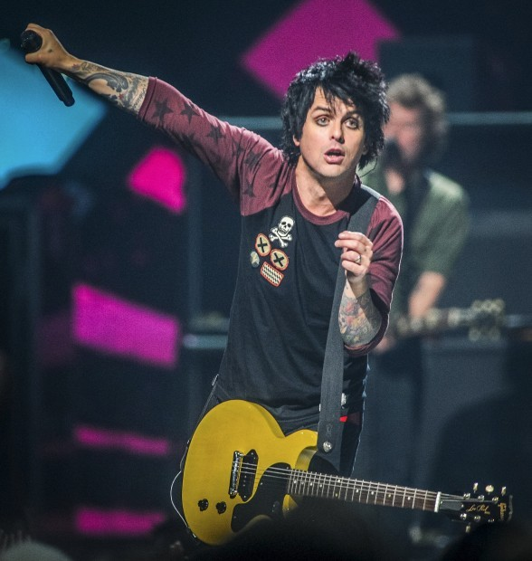 Green Day, Billie Joe Armstrong