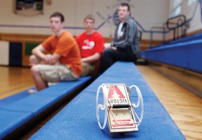 Students test design skills on mousetrap powered cars local news students test design skills on mousetrap powered cars malvernweather Gallery