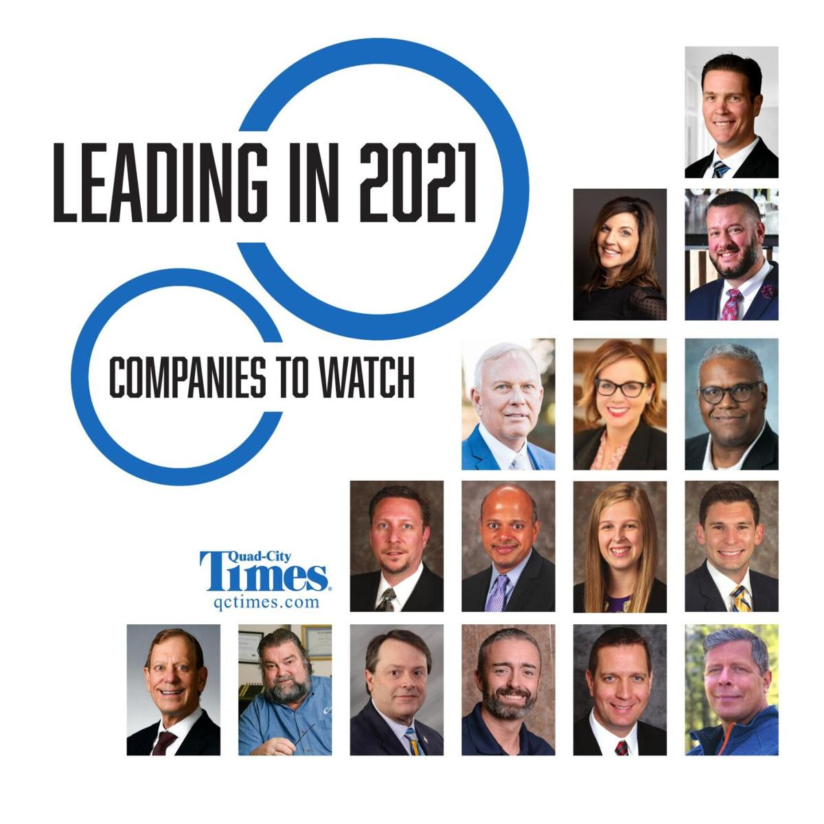 Leading in 2021: Companies to Watch