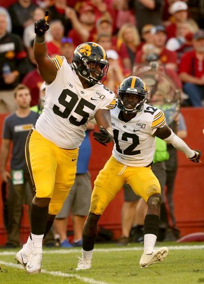 Hawkeyes' Lattimore welcomes rare Michigan homecoming ...