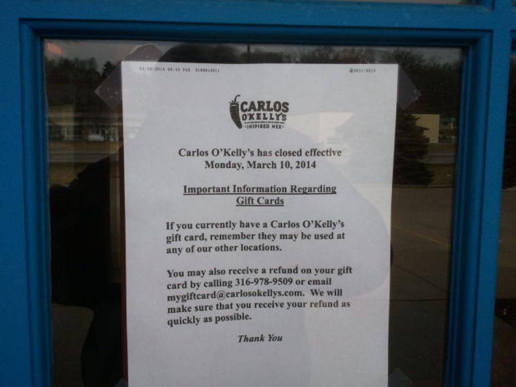 Carlos O Kelly S Closes Moline Restaurant Business Economy Qctimes Com
