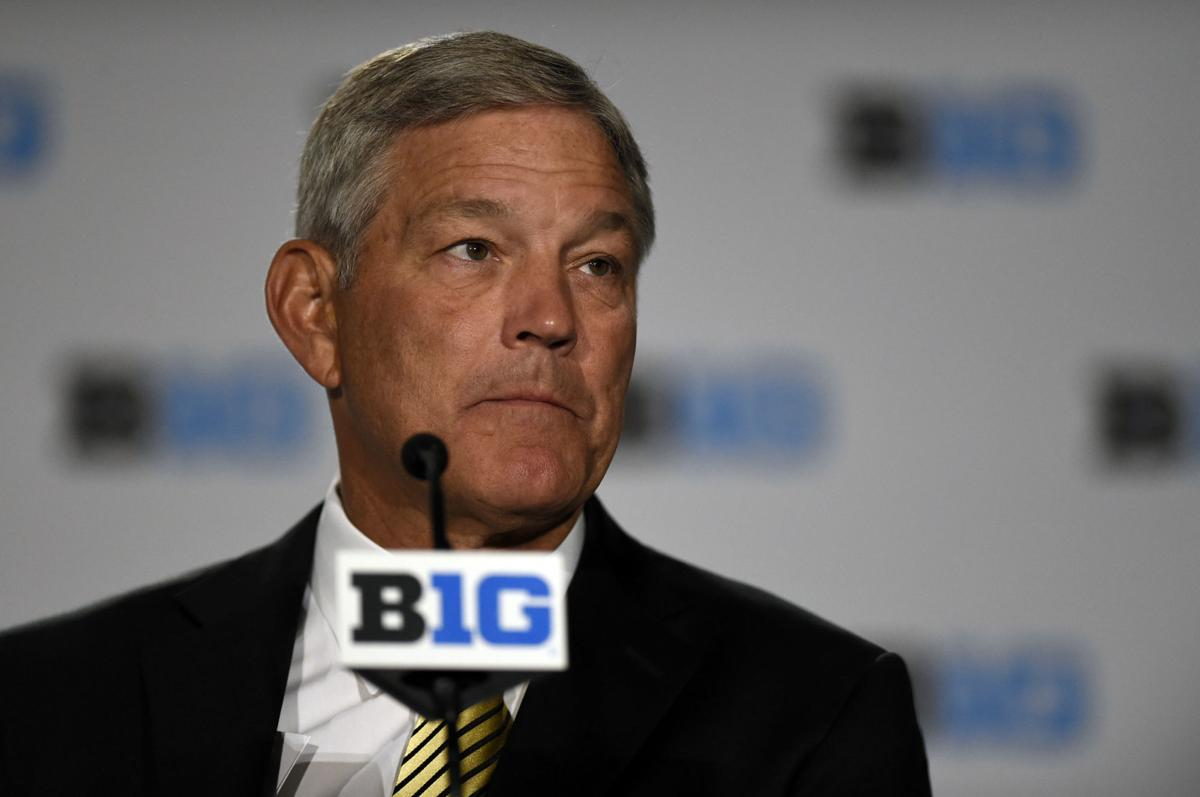 Big Ten Media Days Football