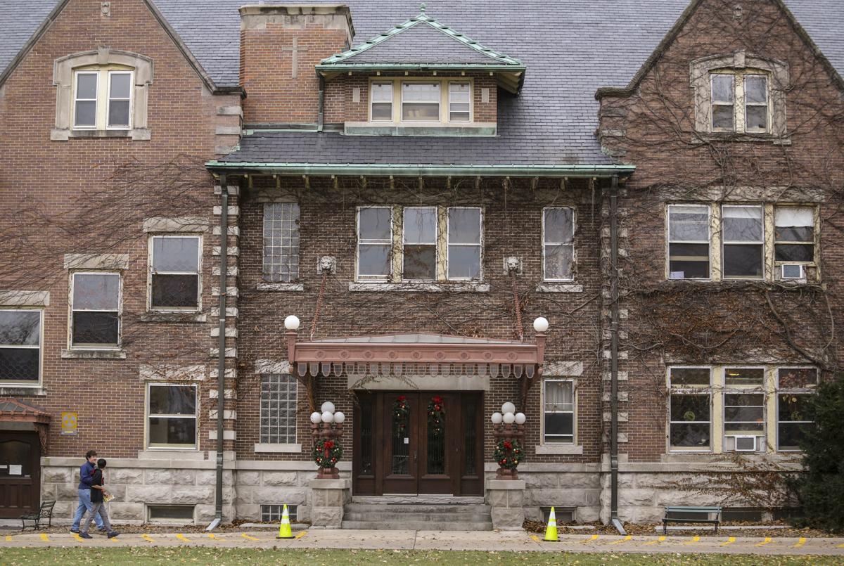 Bettendorf Mansion