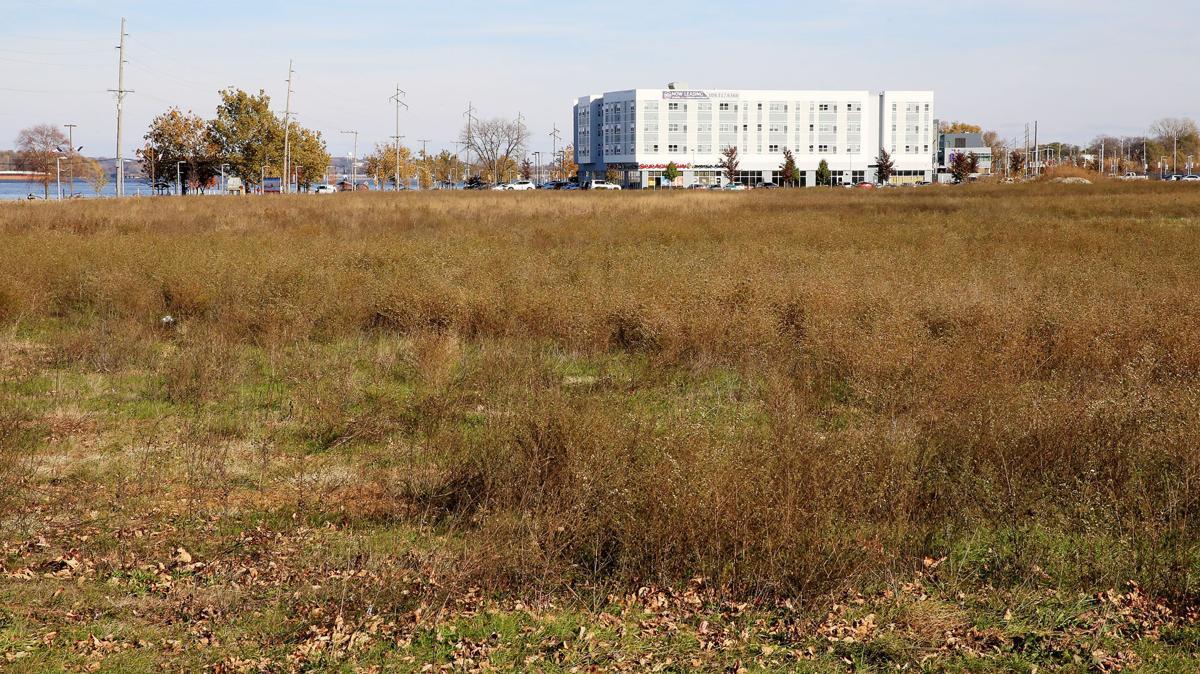 Credit Union Building Site