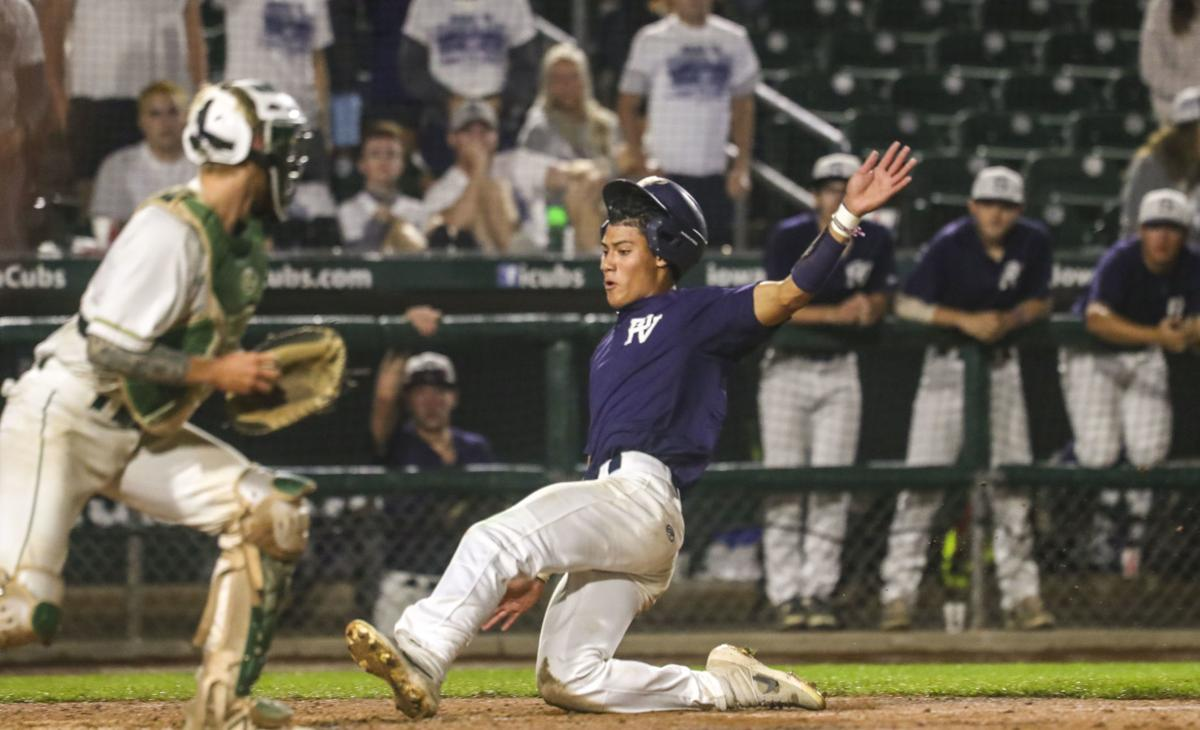 State baseball: Pleasant Valley quarterfinal