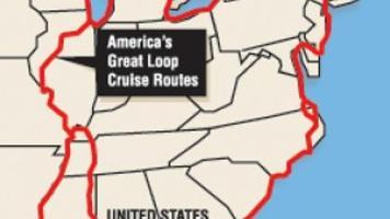 Great Loop Cruise Map Qctimes Com