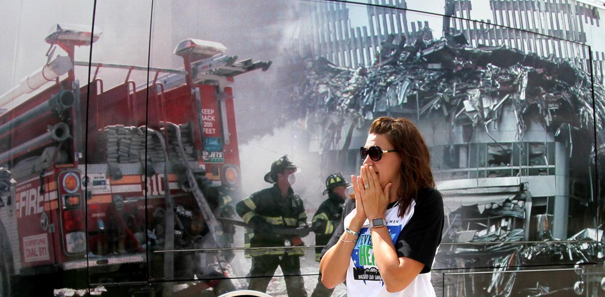 9/11 Never Foreget Mobile Exhibit