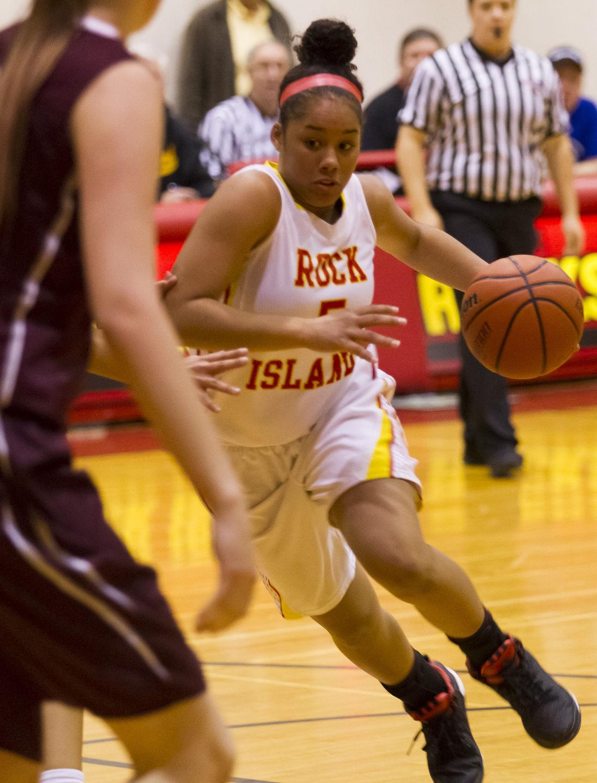 Moline Rock Island Basketball