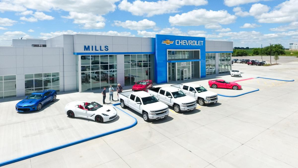 Mills chevy relocates to new davenport dealership economy qctimes com