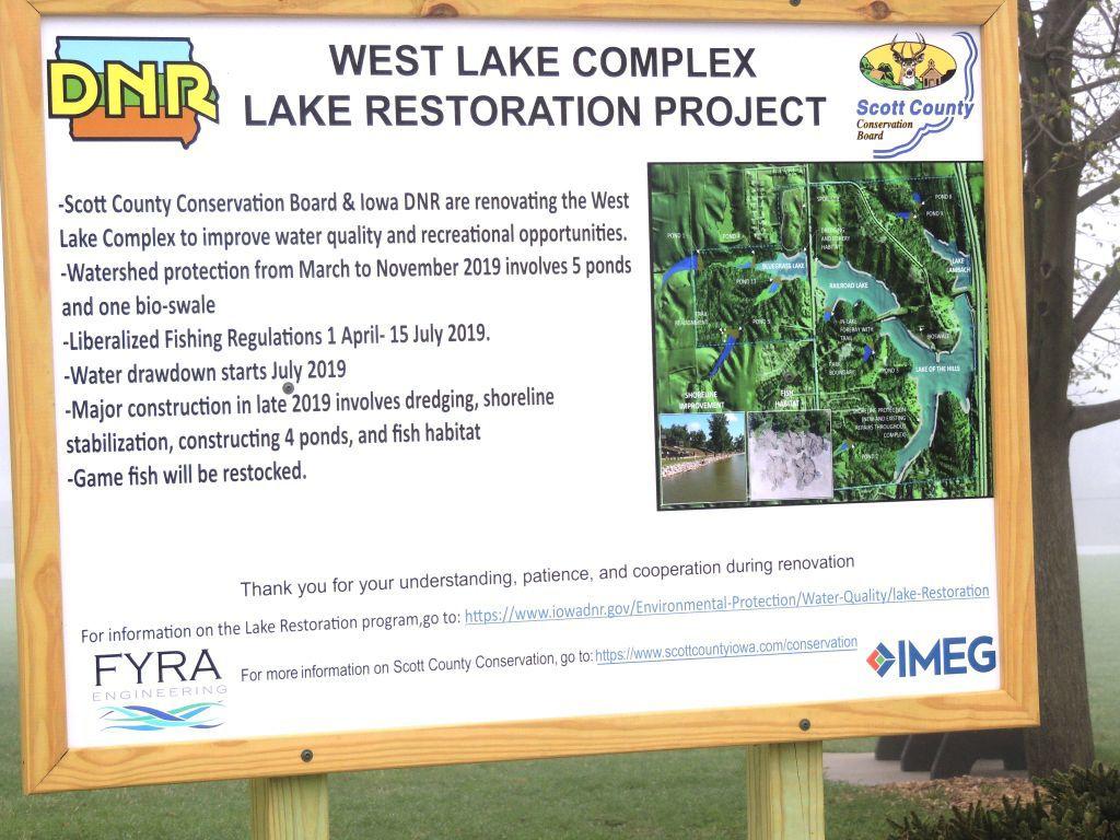 West Lake Parks Restoration