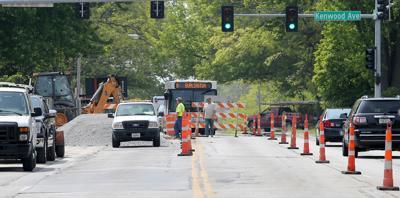 Locust Street closure