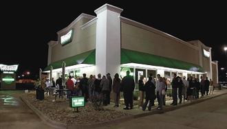 Krispy Kreme to close Davenport store