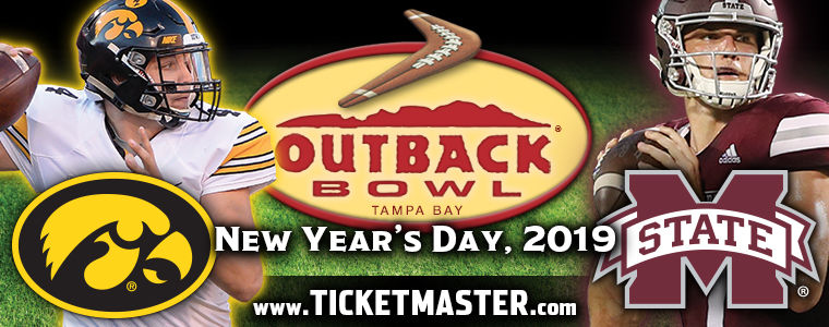Outback bowl 2019