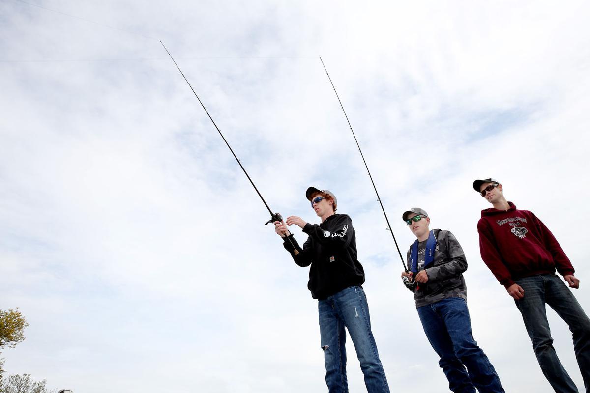 Moline HS Bass Fishing