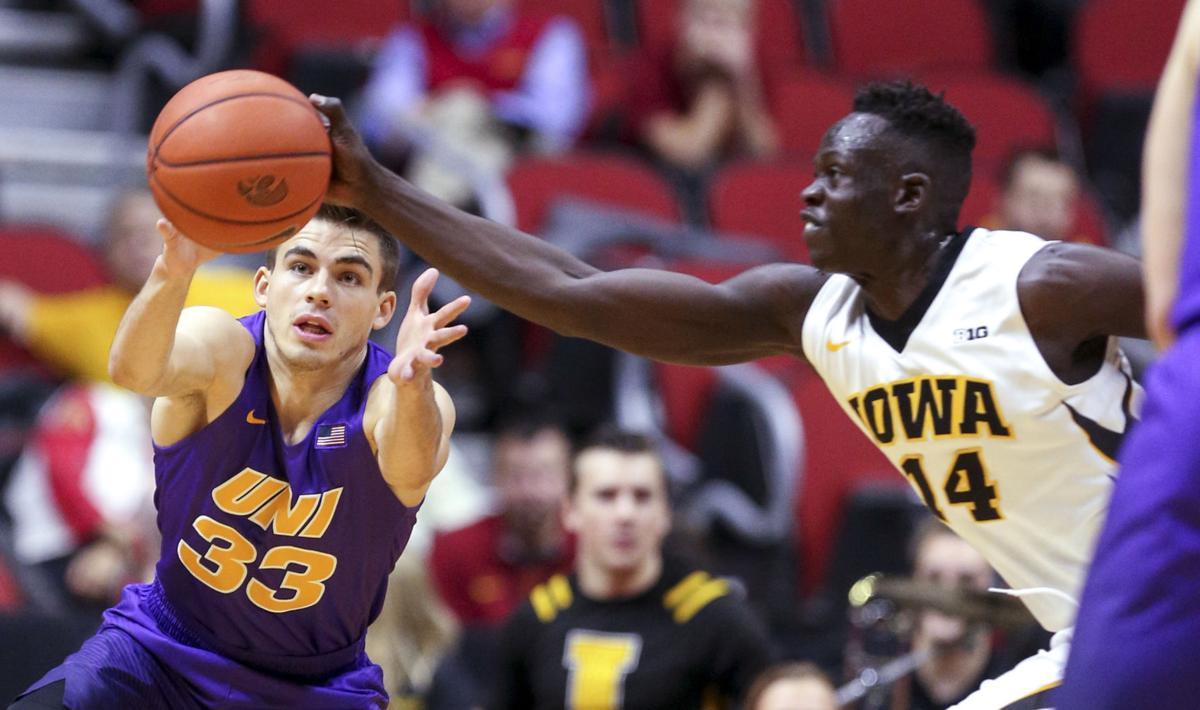 N Iowa Iowa Basketball