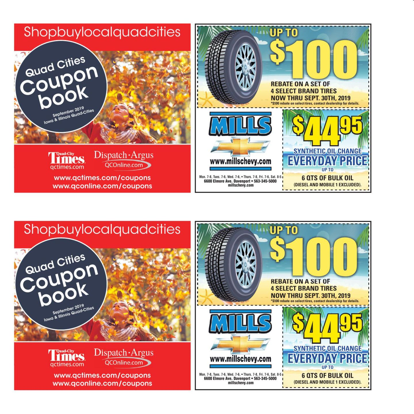 quad city times coupons