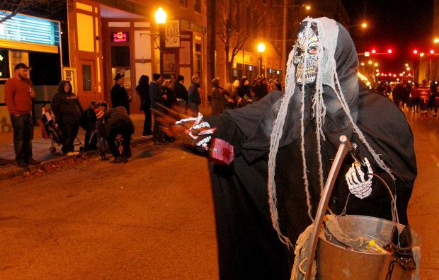 Davenport Halloween Parade