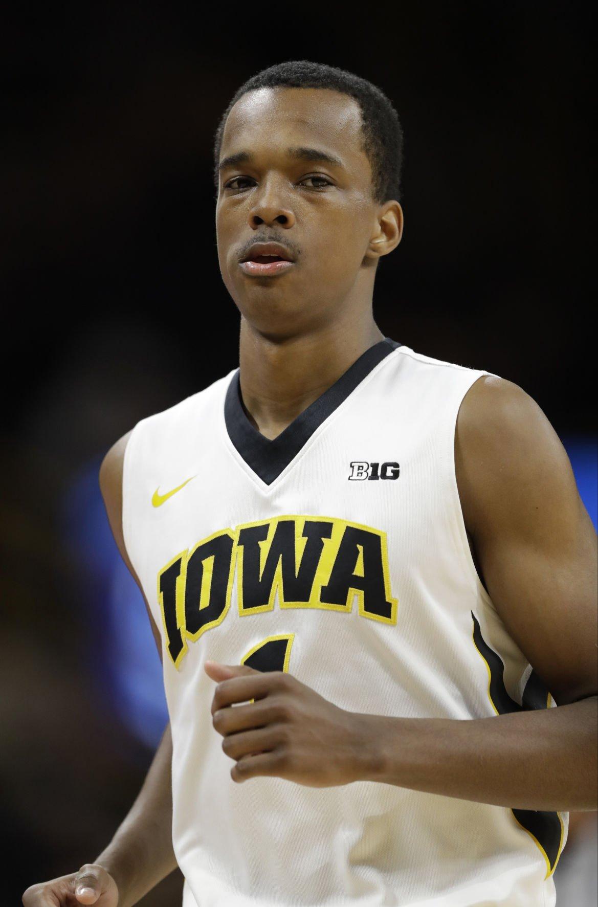 Stetson Iowa Basketball