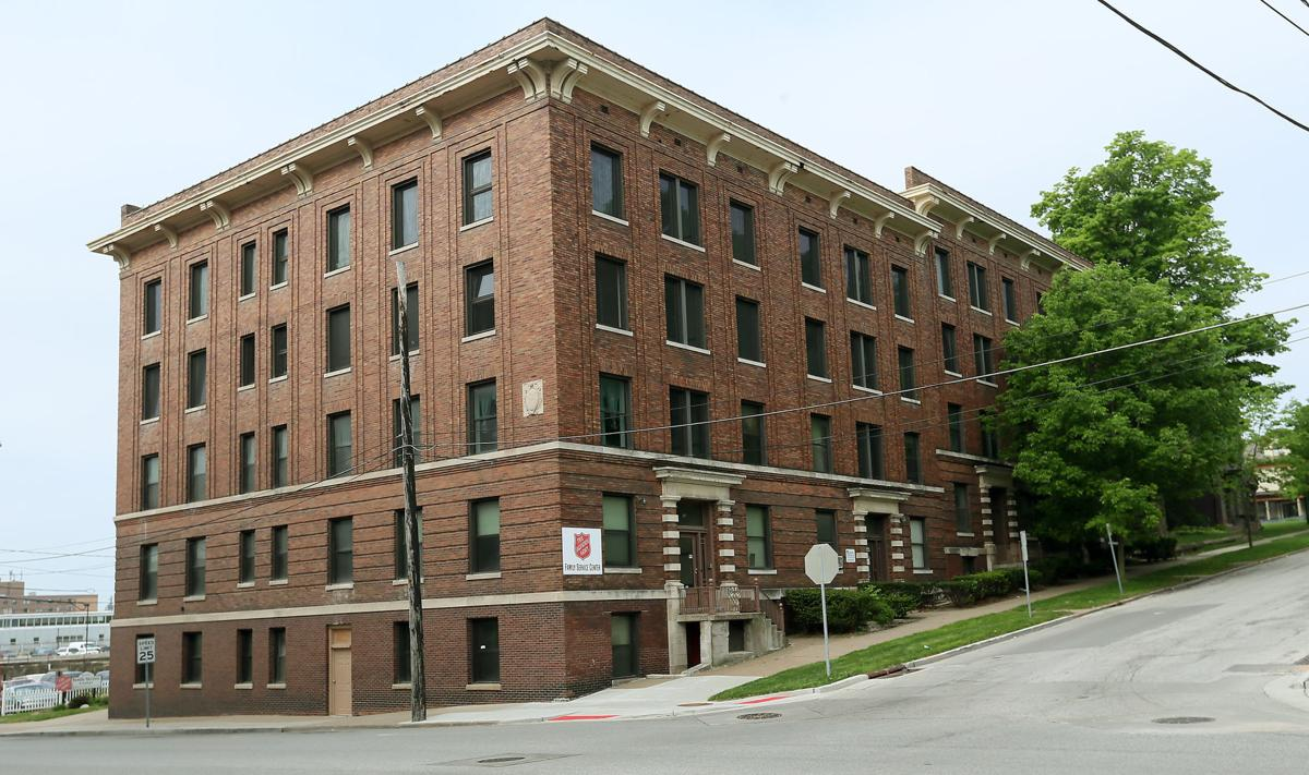 As Salvation Army Leaves Old Building New Use Pops Up Local News