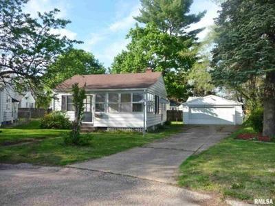 2 Bedroom Home in Rock Island - $59,900