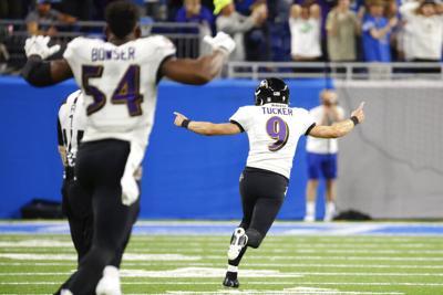 Ravens Lions Football