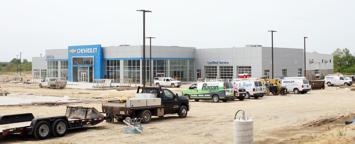 Mills Chevrolet moving operation to new Davenport ...
