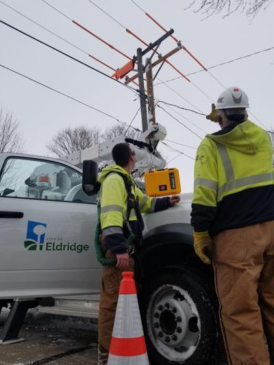 Eldridge Electric and Water Utilities