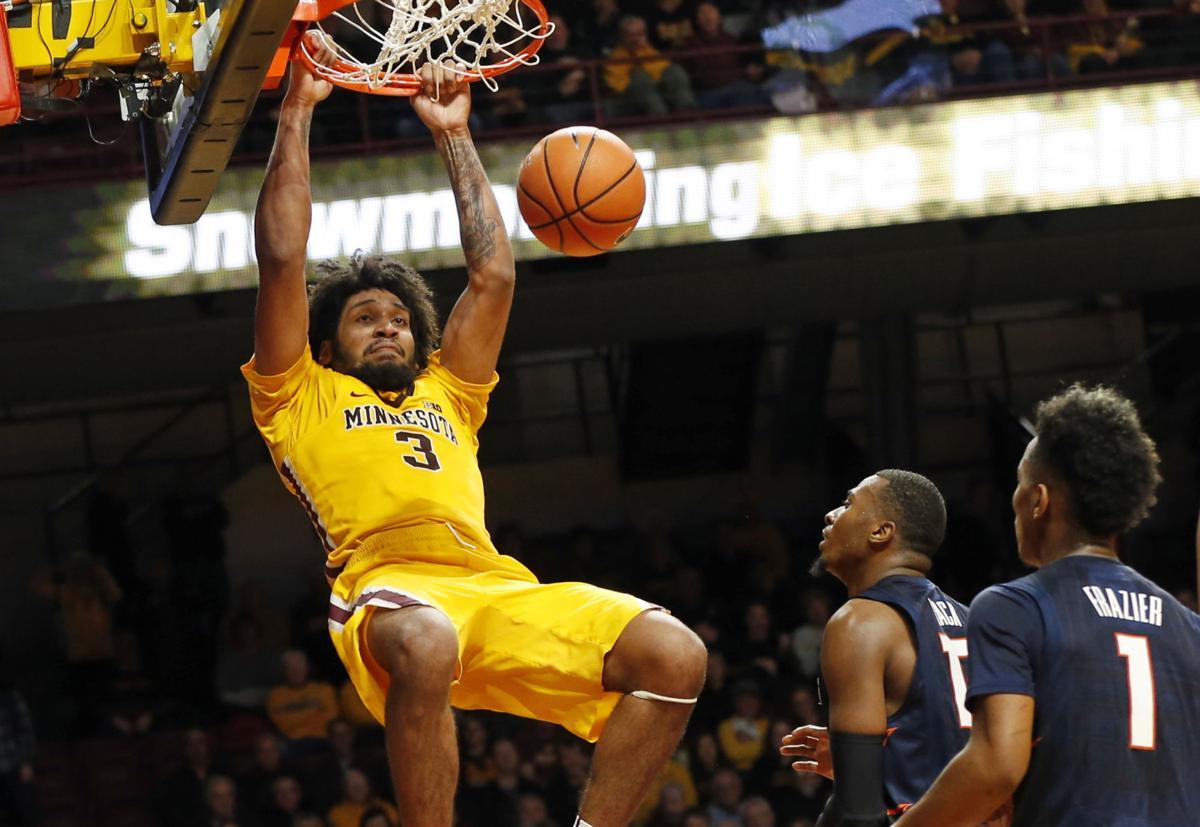 Illinois Minnesota Basketball