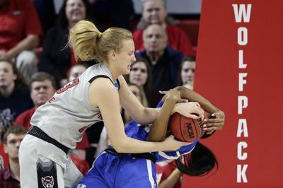 NCAA Kentucky NC State Basketball
