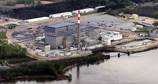 Report  Electrical Fire At Nuclear Plant In Cordova