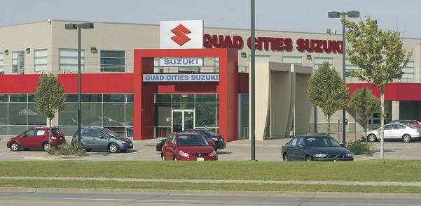 Suzuki Car Dealership >> Quad Cities Suzuki Locks The Doors Local News Qctimes Com