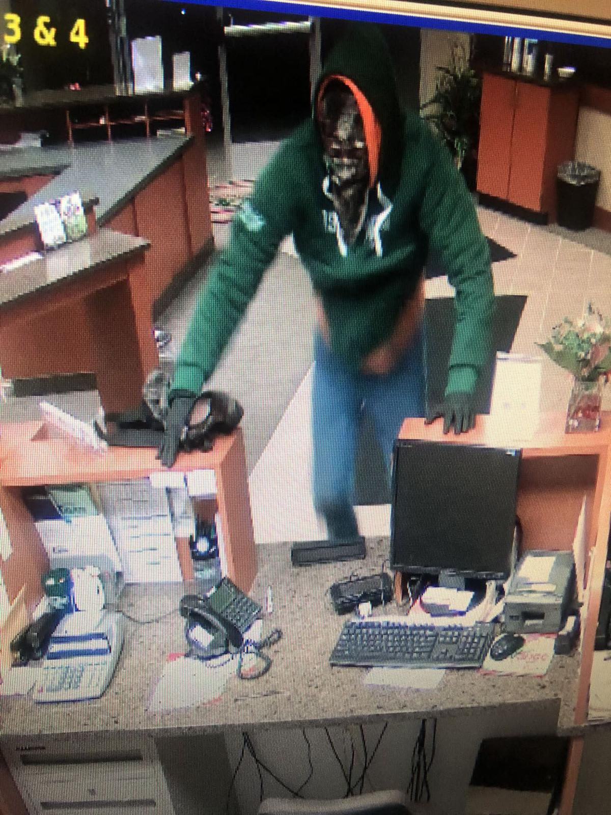 Police Investigating Robbery At Dutrac Community Credit Union