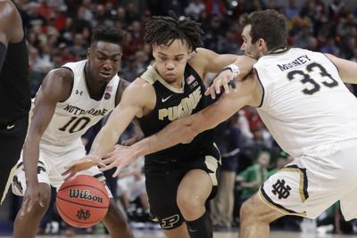 Purdue Notre Dame Basketball