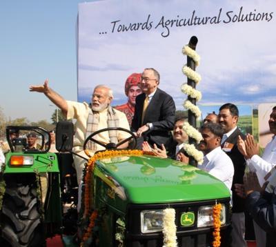 Deere in India
