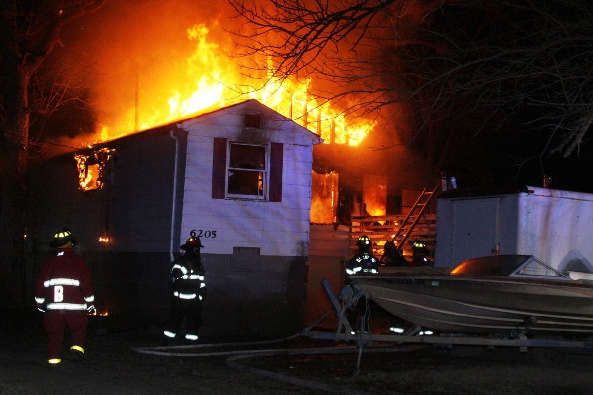 Concord Street house fire 1