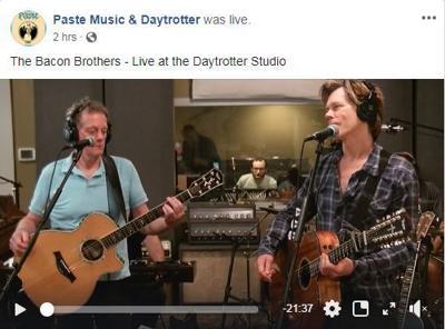 Daytrotter screenshot