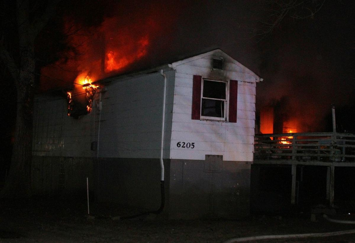 Concord Street house fire 2