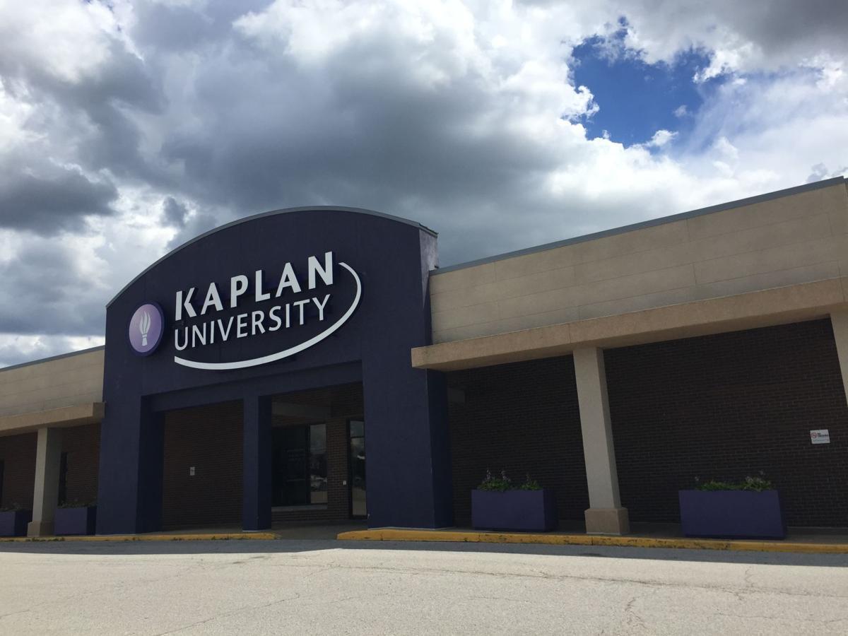 Kaplan University entrance