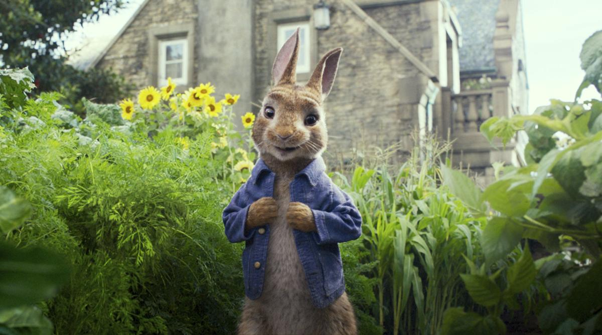 Film Review Peter Rabbit
