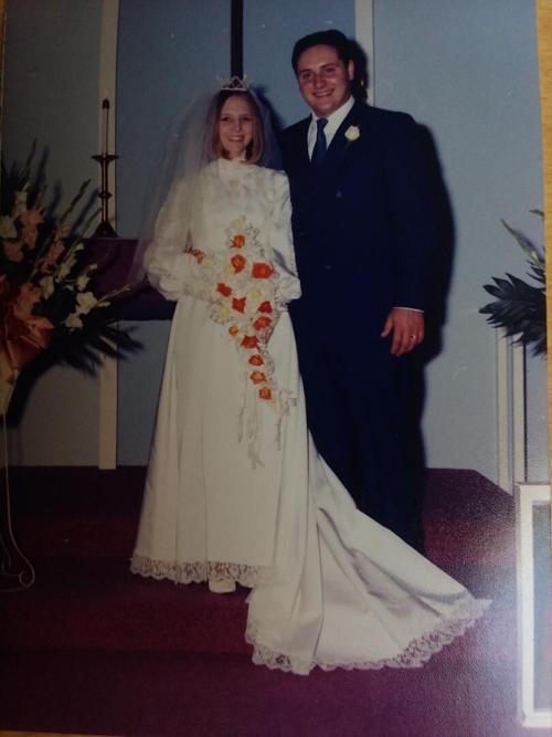 Richard and Glenda Gall