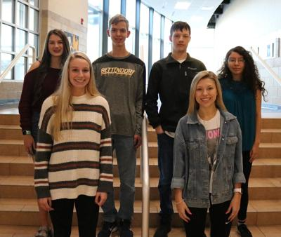 BHS First Quarter Student Spotlight Award Winners