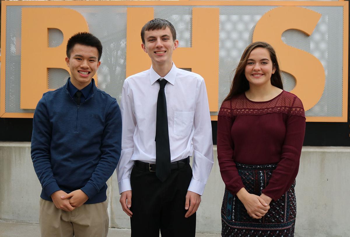 BHS Merit Scholars