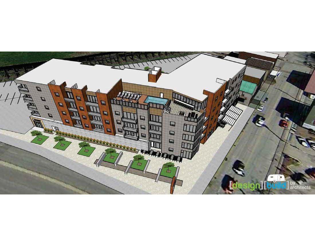 East Village plan