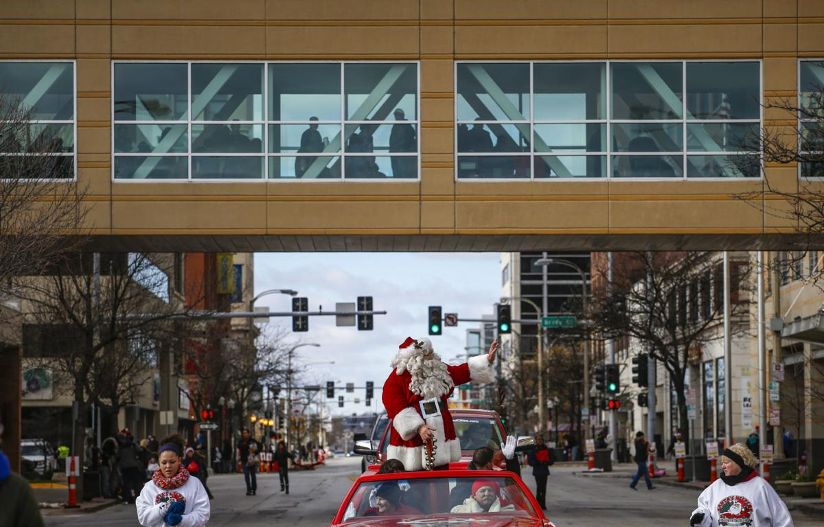 Festival of Trees Parade
