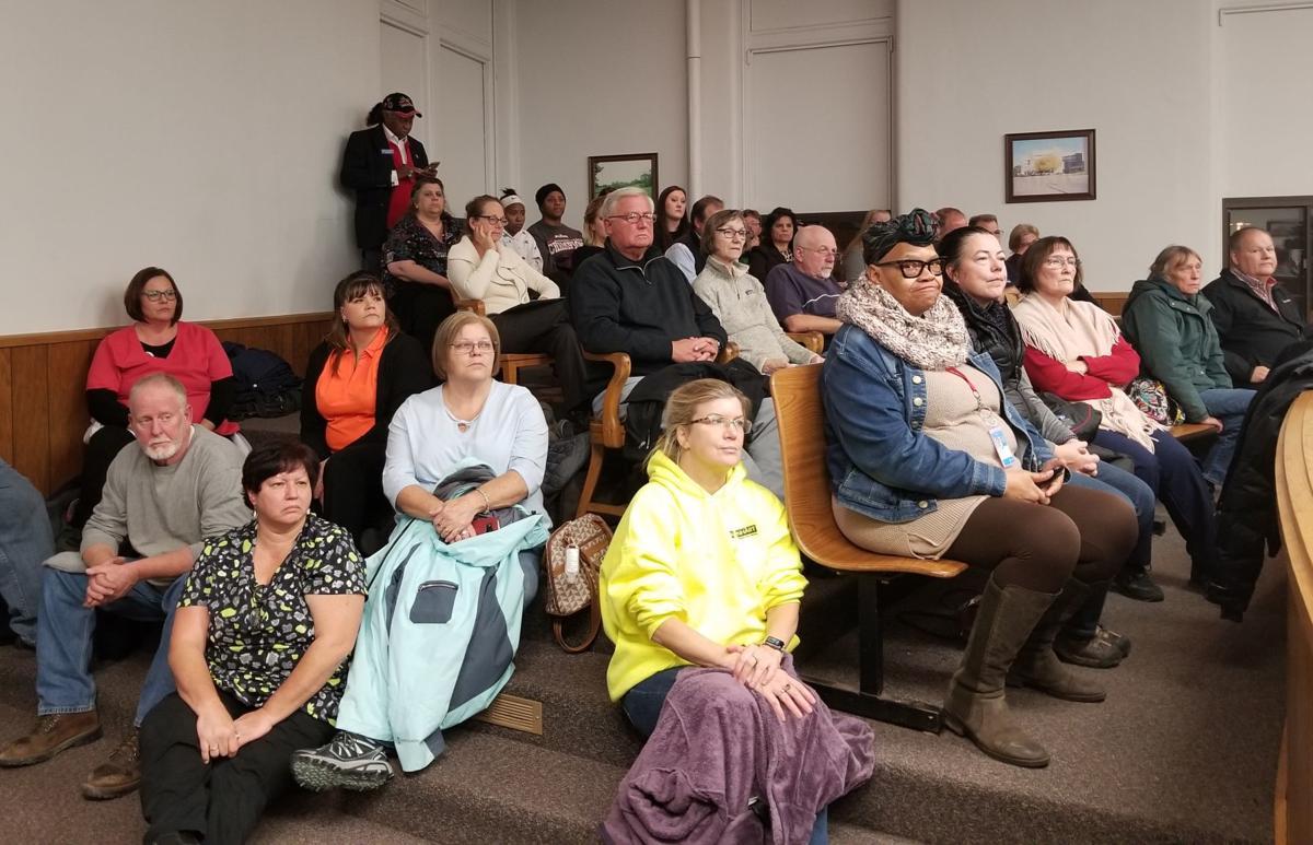 Rock Island County tax hearing