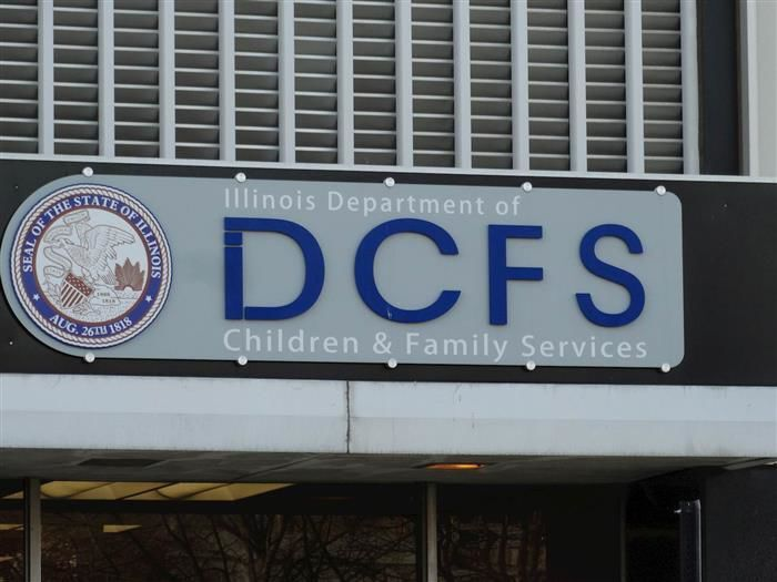 Illinois DCFS Building, Springfield