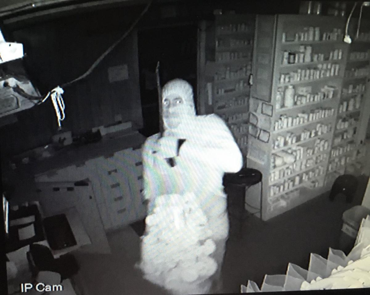 Alpha Pharmacy burglary