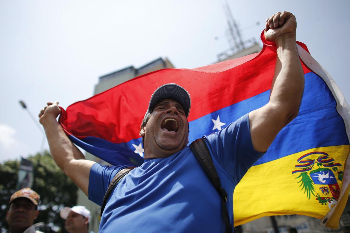 Explaining the protests in Venezuela