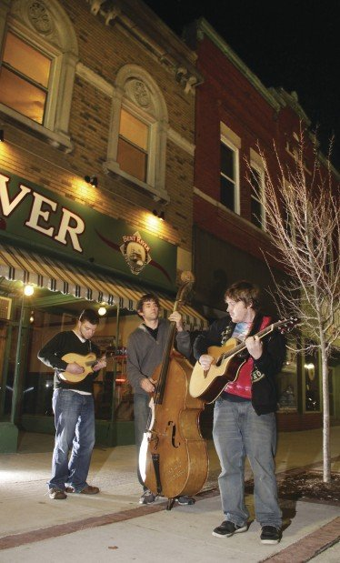 new bluegrass band squid s beard is a respite for trio music. Black Bedroom Furniture Sets. Home Design Ideas